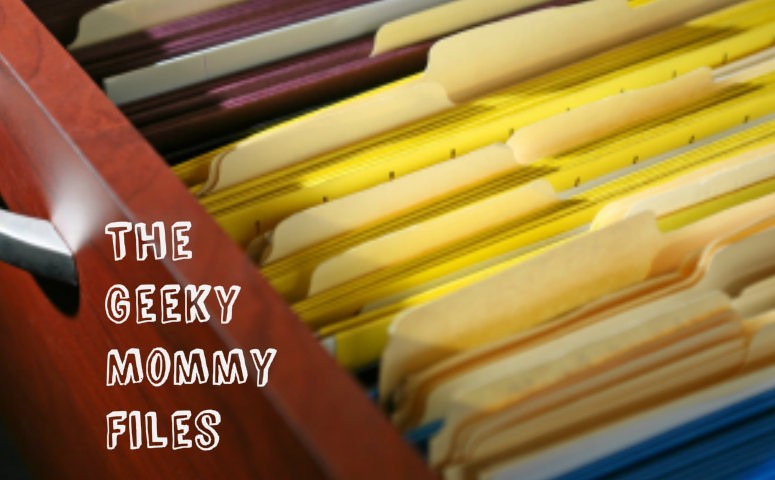 The Geeky Mommy Files