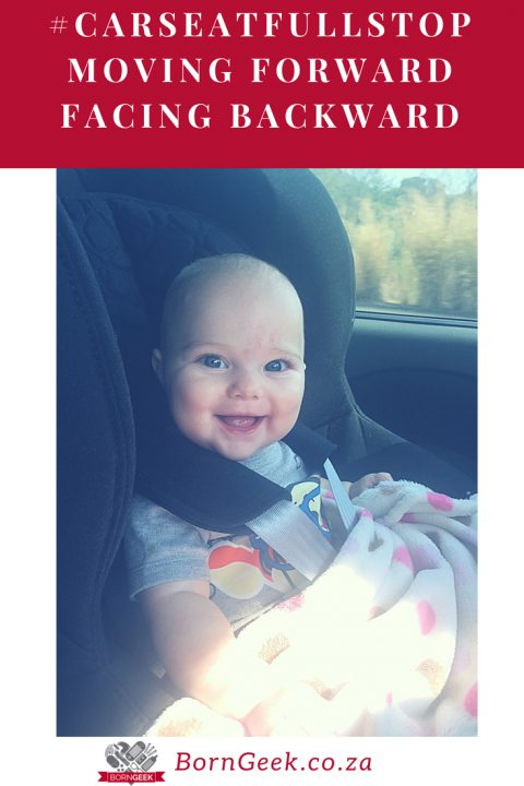 Why use a rear-facing car seat