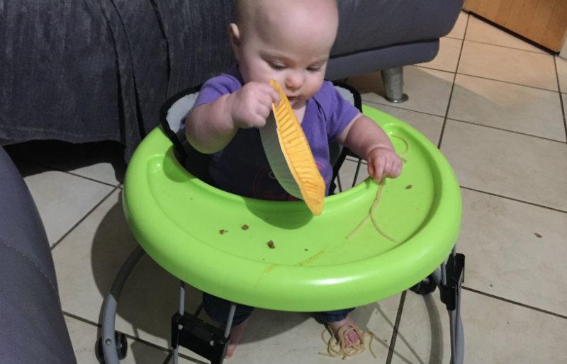 Harley spaghetti