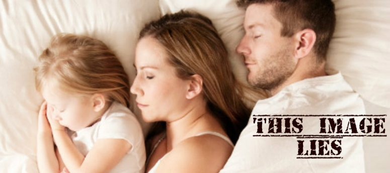 co-sleeping lie