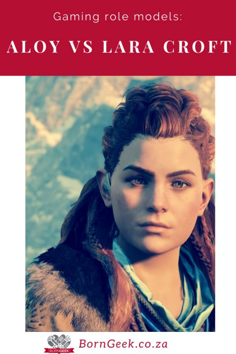 Gaming role models: Aloy vs Lara Croft