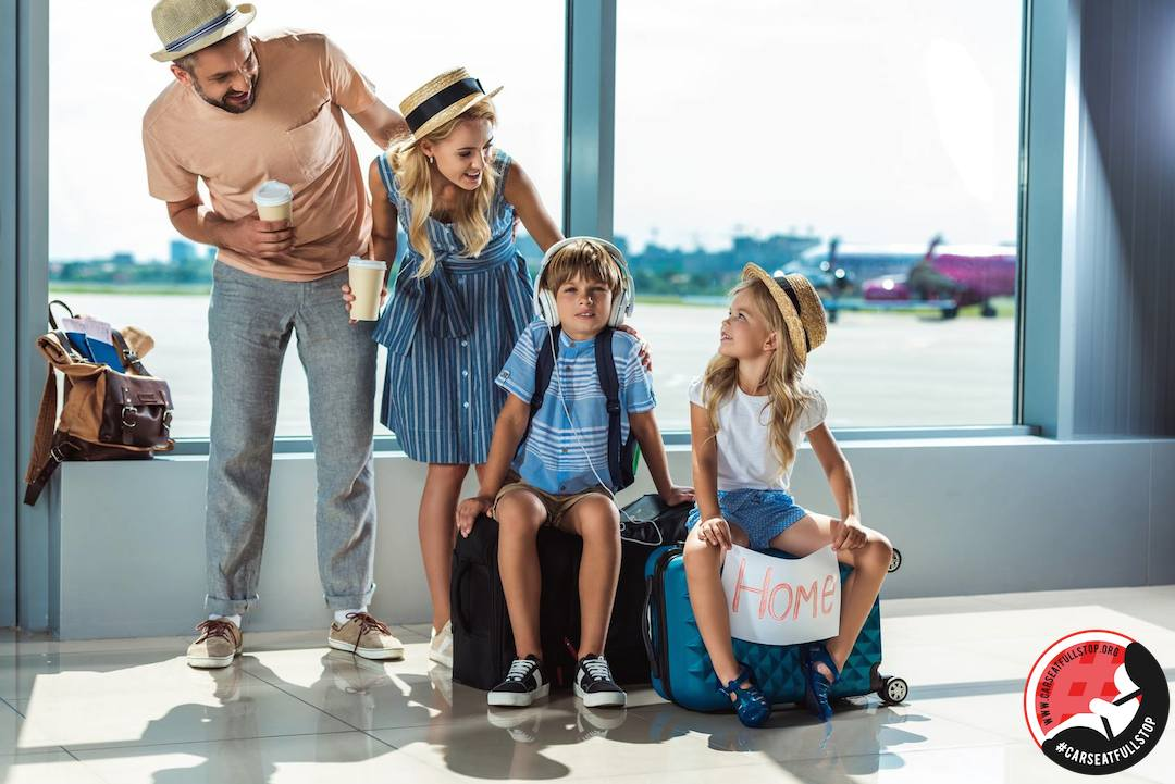 CSFS travel with kids