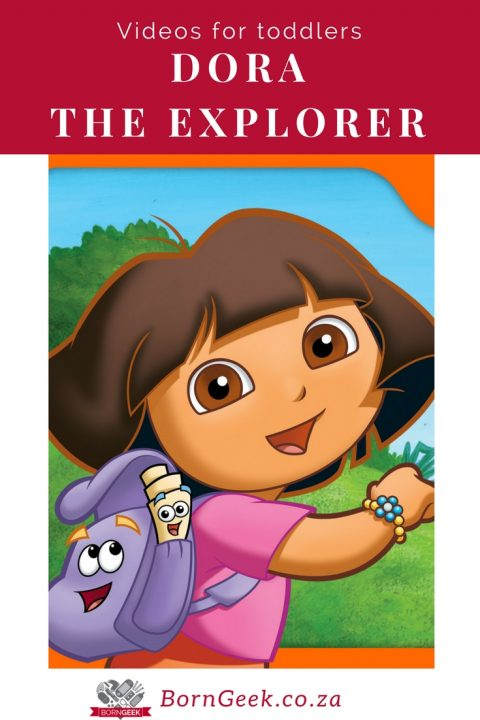 Videos for Toddlers: Dora the Explorer