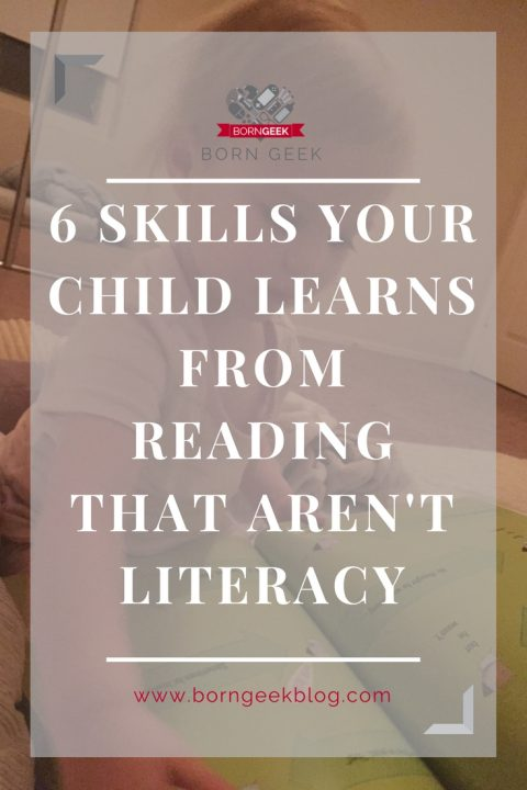 6 Skills Your Child Learns from Reading That Aren't Literacy