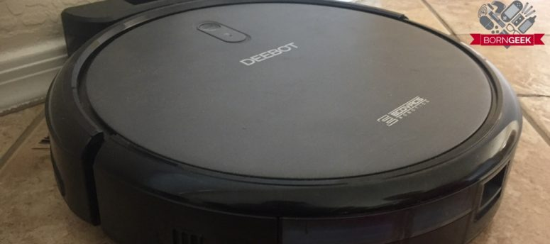 An Ecovacs Deebot review