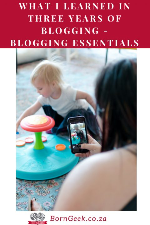 What I learned in three years of blogging - Blogging essentials
