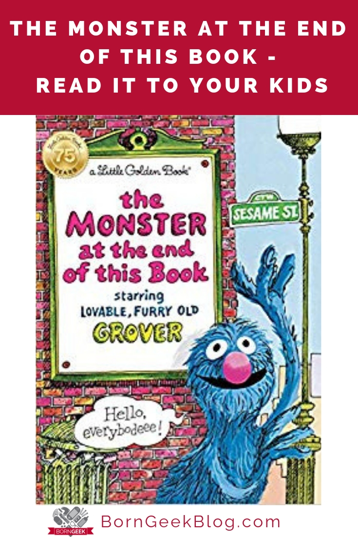 The Monster at the End of this Book - Read it to your kids