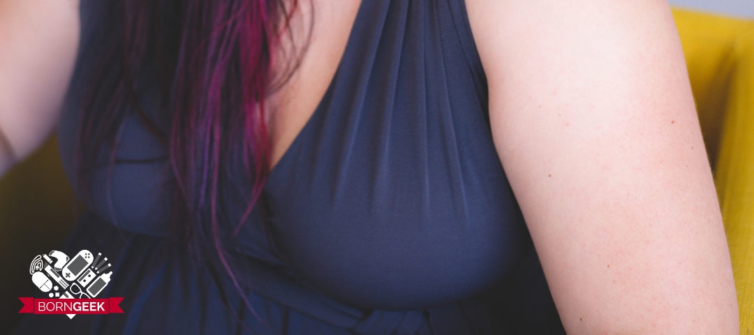 Let's talk about my boobs - TMI warning, obviously