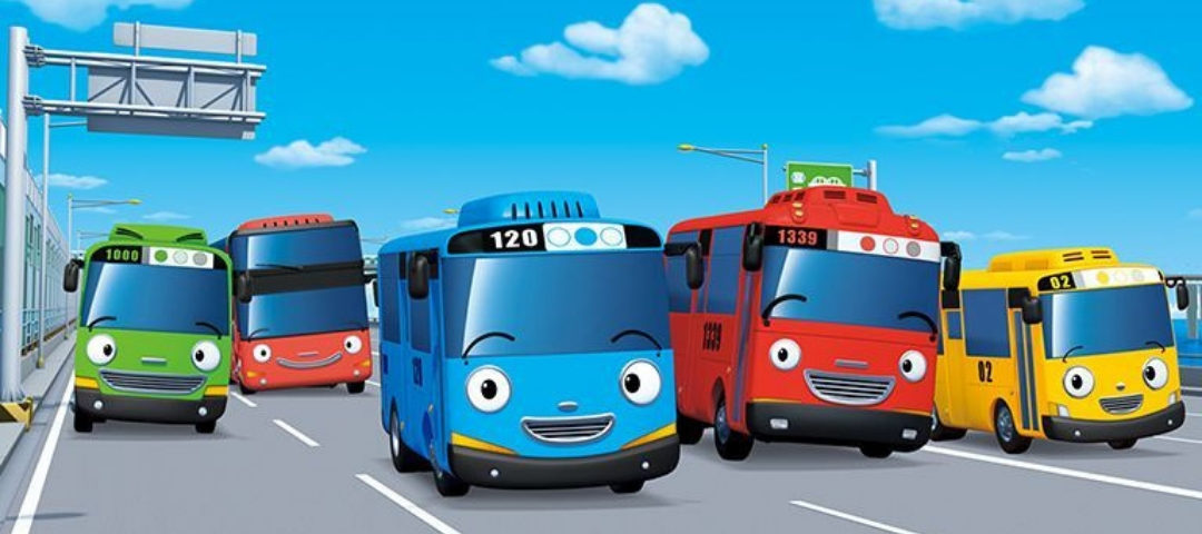 Videos for Toddlers & Kids: Tayo the Little Bus