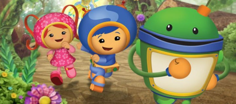 Videos for Toddlers & Kids: Team Umizoomi